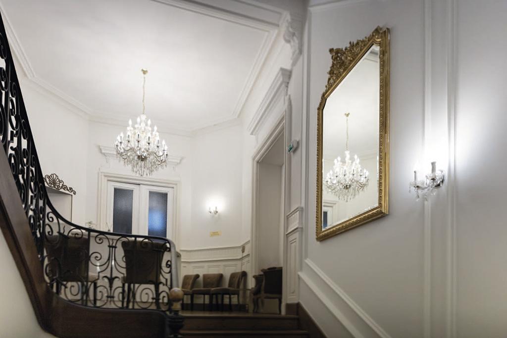 Vue de l'entrée du cabinet Le Cercle avocats