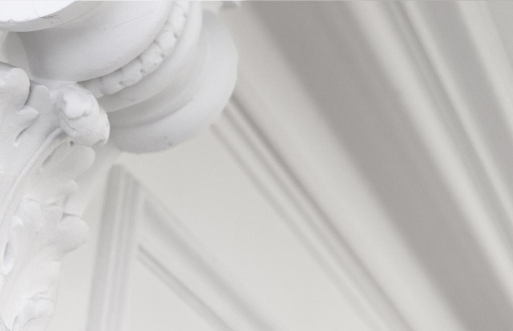 Moulure du plafond du cabinet le Cercle avocats